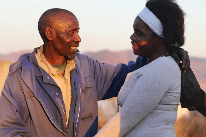 Samson und Sampinya: Nach 44 Jahren wieder vereint