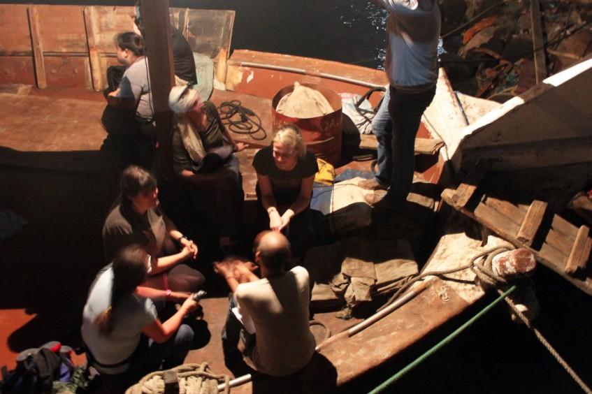 Djibouti : soutien à l'opération humanitaire au Yémen