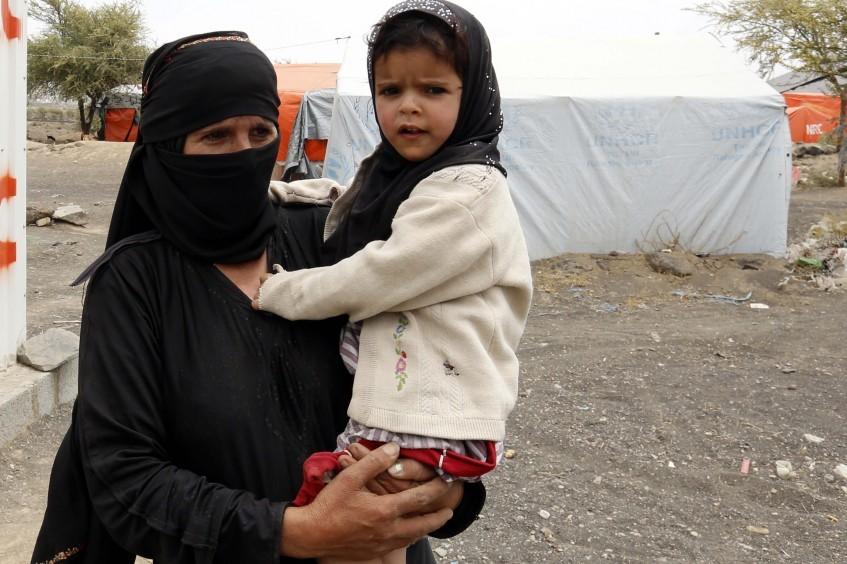 也门流离失所者需求持续增加