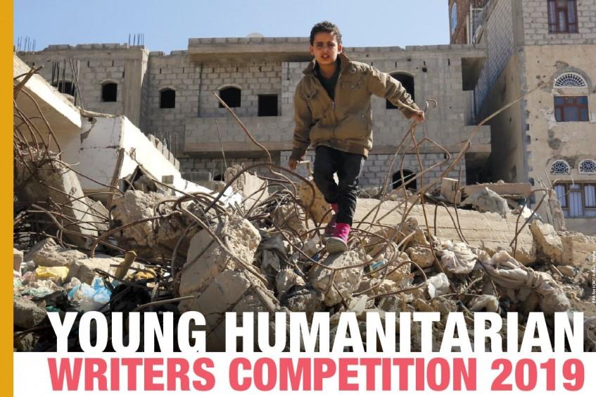 70 Jahre Genfer Konventionen: Einreichungen für den Wettbewerb junger Schriftsteller gesucht
