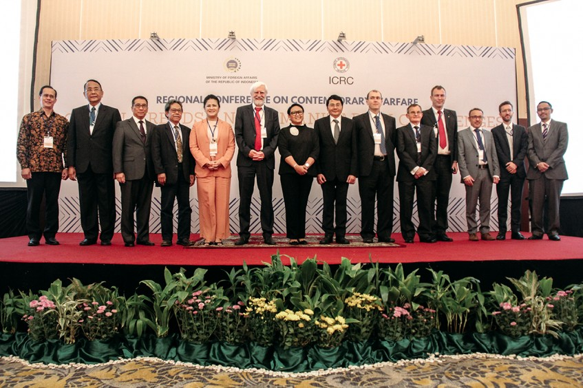 ASEAN-Diplomaten diskutieren globale Trends & humanitäre Herausforderungen