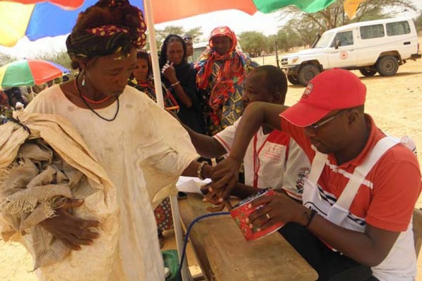 Burkina Faso: alimentos para la población del norte