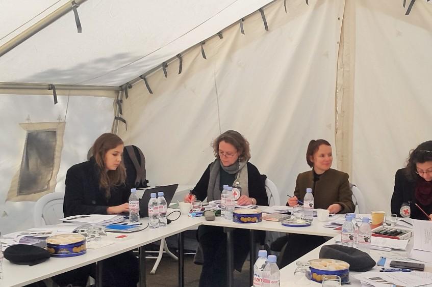 Грузия / Южная Осетия: встреча Механизма по розыску пропавших без вести в связи с конфликтами 90-х гг. и августа 2008 г.