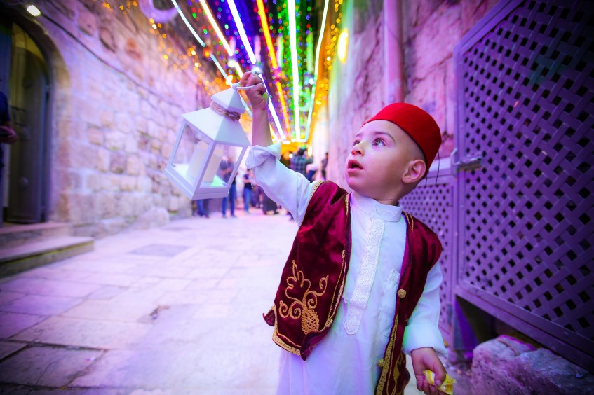 Ramadan in the West Bank and Jerusalem
