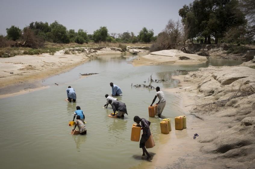نزاع لا يعرف الحدود: بحيرة تشاد على شفا الهاوية