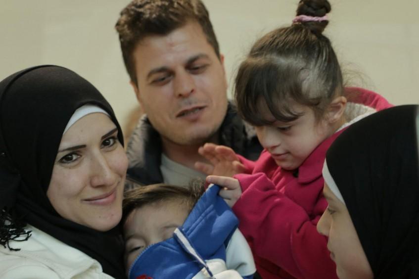 جمع شمل عائلات المهاجرين المشتتة بسبب النزاع والبيروقراطية