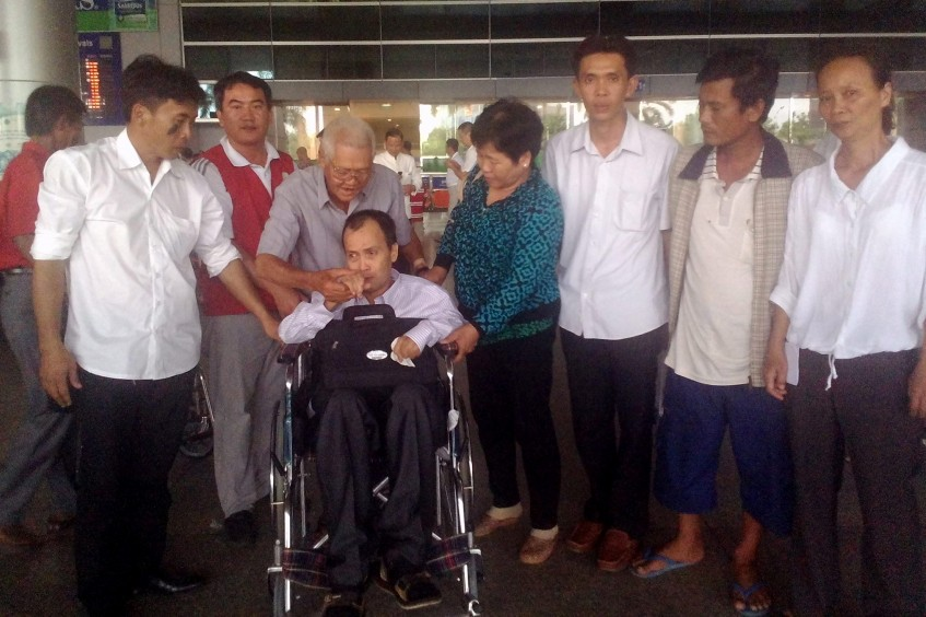 De Camboya a Vietnam: de vuelta a casa tras dos décadas de separación