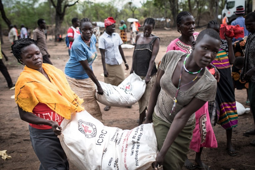 South Sudan: 100 days to alleviate the suffering of millions