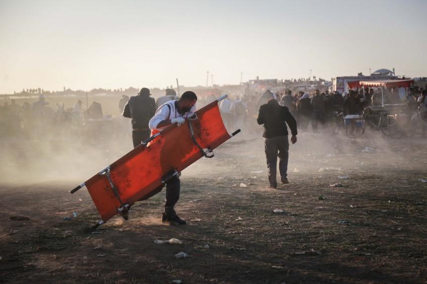 Gaza : le coût humain de la violence s'alourdit