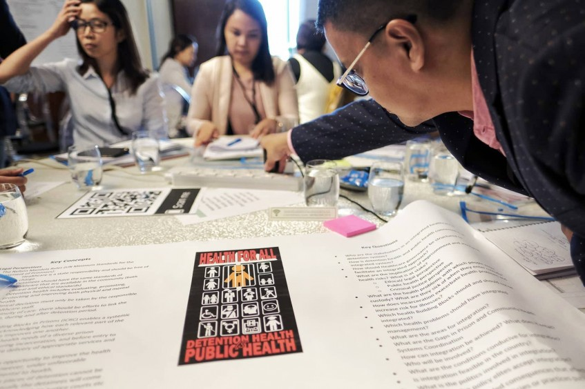 Philippines: Working with authorities to improve health care in prisons