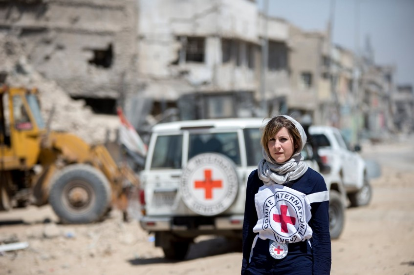 Conferência da Cruz Vermelha e do Crescente Vermelho: mais de 160 países se reúnem para abordar as principais questões humanitárias mundiais