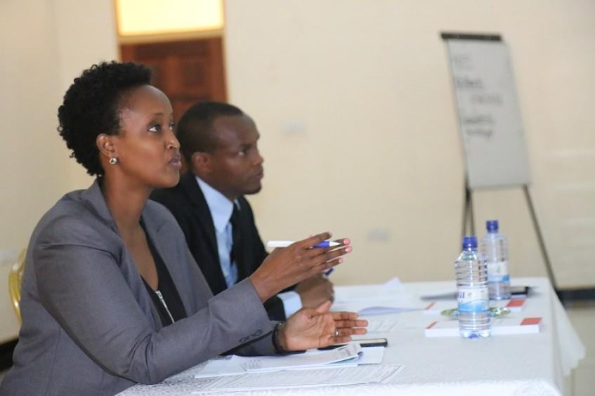 Rwanda : des étudiants en droit rivalisent dans un concours de plaidoiries destiné à promouvoir le droit humanitaire