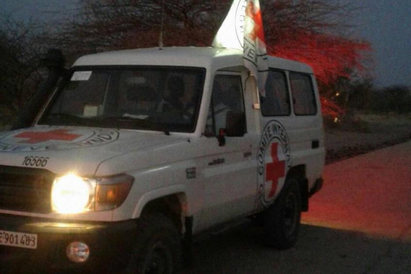 Nigéria: CICV facilita entrega de 13 pessoas liberadas
