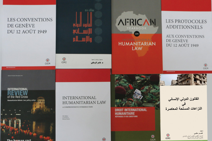 International Humanitarian Law prize for African academics 2020