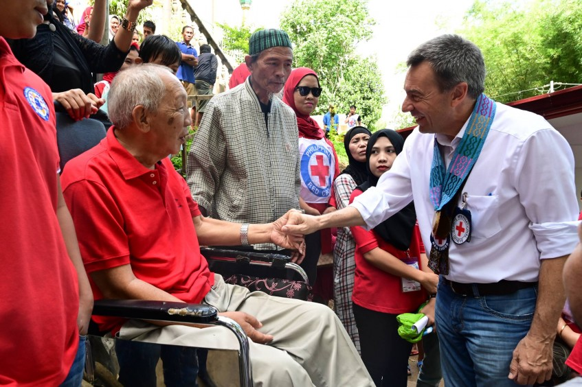 Statement of ICRC President Peter Maurer following visit to the Philippines