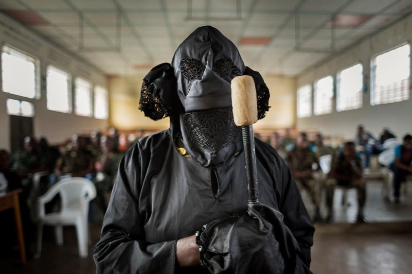 جائزة إنسانية لتحقيق صحفي مصور عن محاكمات المغتصبين في الكونغو