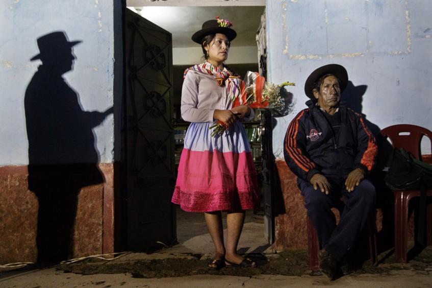 La photographe Angela Ponce Romero, lauréate 2017 du Visa d'Or humanitaire du CICR