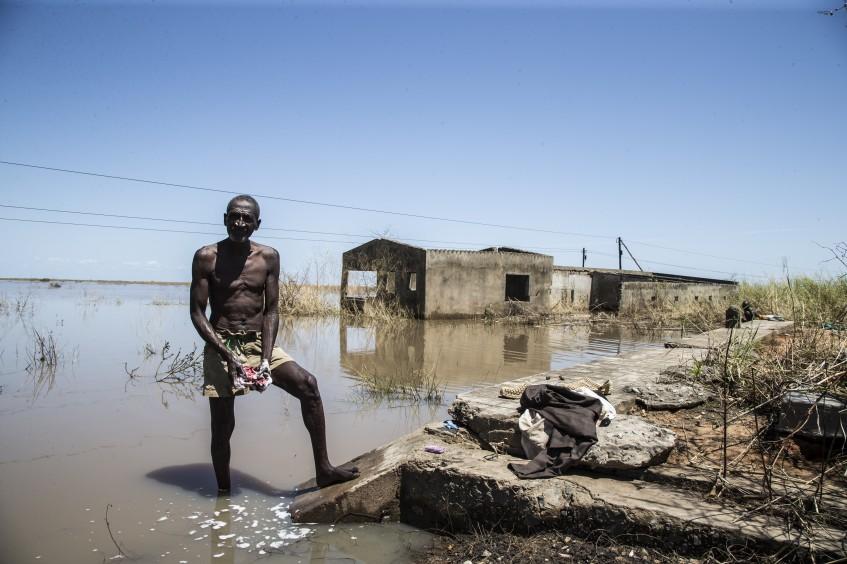 "إعصار ""إيداي"": آلام ودمار وآلاف بلا مأوى"