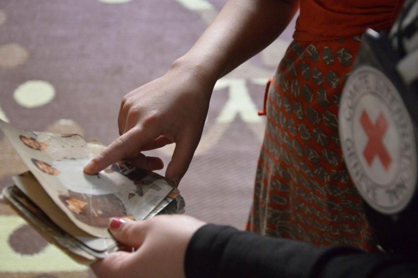 اكتشاف رفات بشريّة يعطي الأمل لعائلات الأشخاص المفقودين من حرب الخليج 1990 – 1991