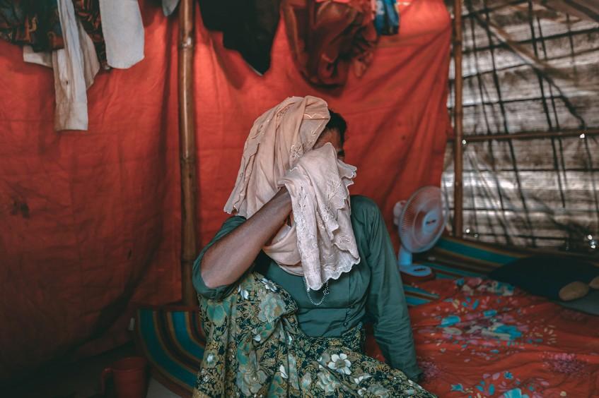 Les déplacés du Myanmar à Cox's Bazar : déchirés entre une patrie peu sûre et un avenir incertain
