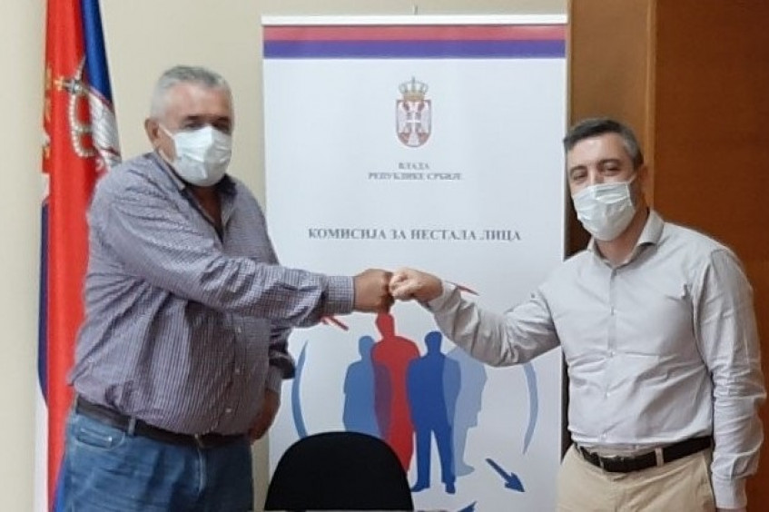 Serbia: Support to Red Cross societies, penitentiaries and authorities during COVID-19