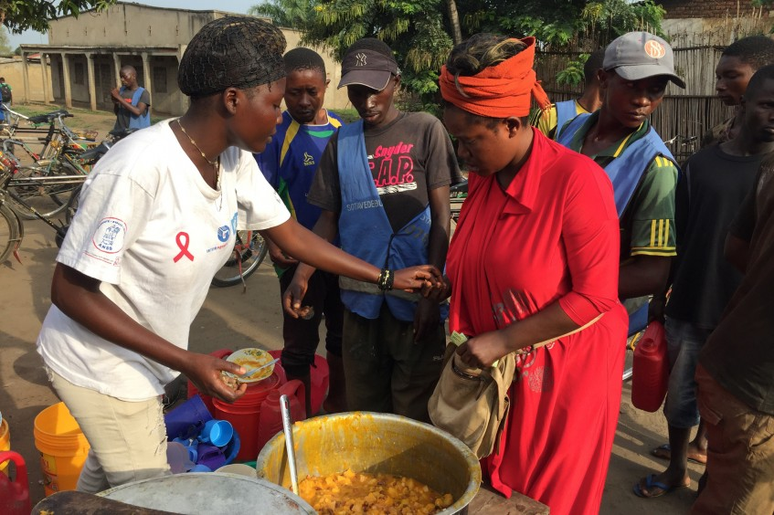 Burundi : economic security for female heads of household