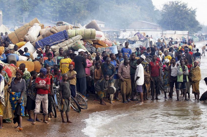 Бурунди: МККК выступает с призывом к сдержанности