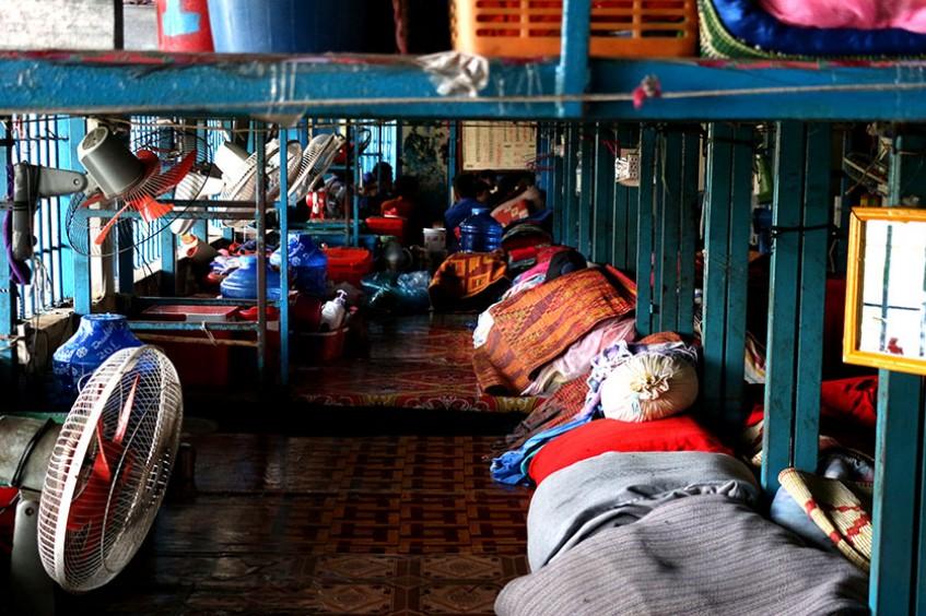 Camboya: mejorar las condiciones de vida en la cárcel