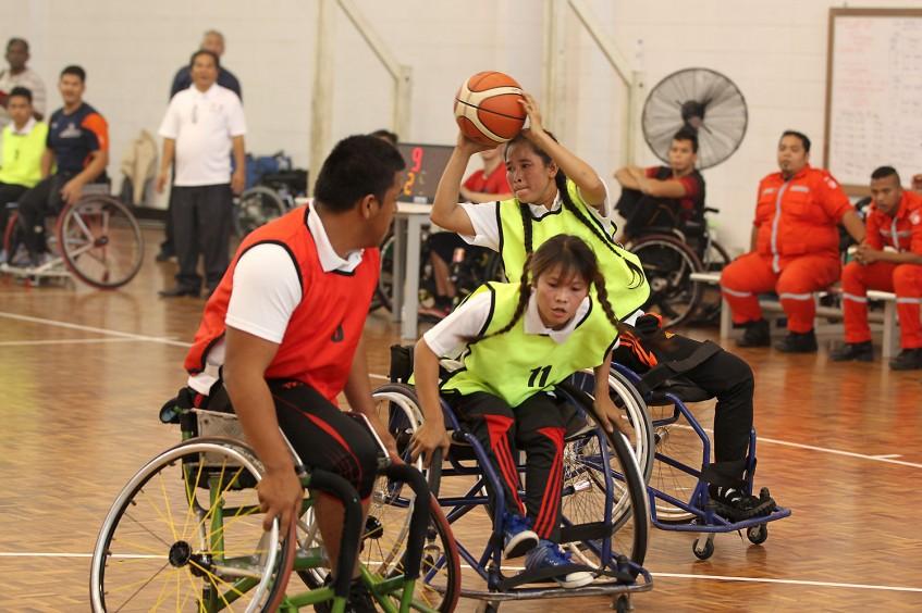 Camboja: apoio à inclusão social através do esporte