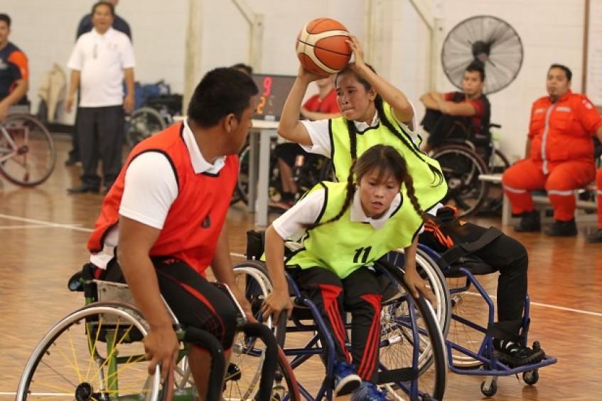 在亚洲的助残工作:促进更多残疾人融入社会