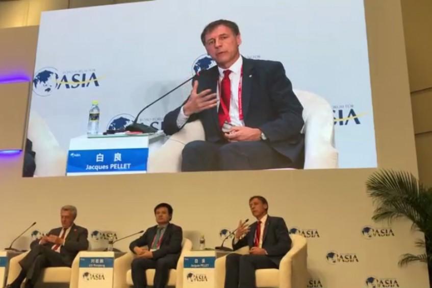"""中国网:ICRC 关注中国企业""""走出去"""" 加强安全领域合作"""