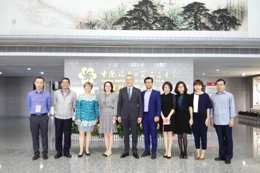 توقع زيادة معدلات شراء المنظمات الدولية للمنتجات الصينية