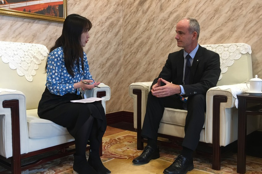 ICRC, China work toward preserving humanity in war
