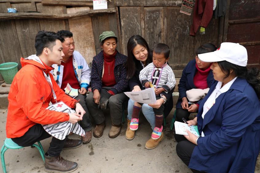 生计项目助力排把村农民脱贫致富