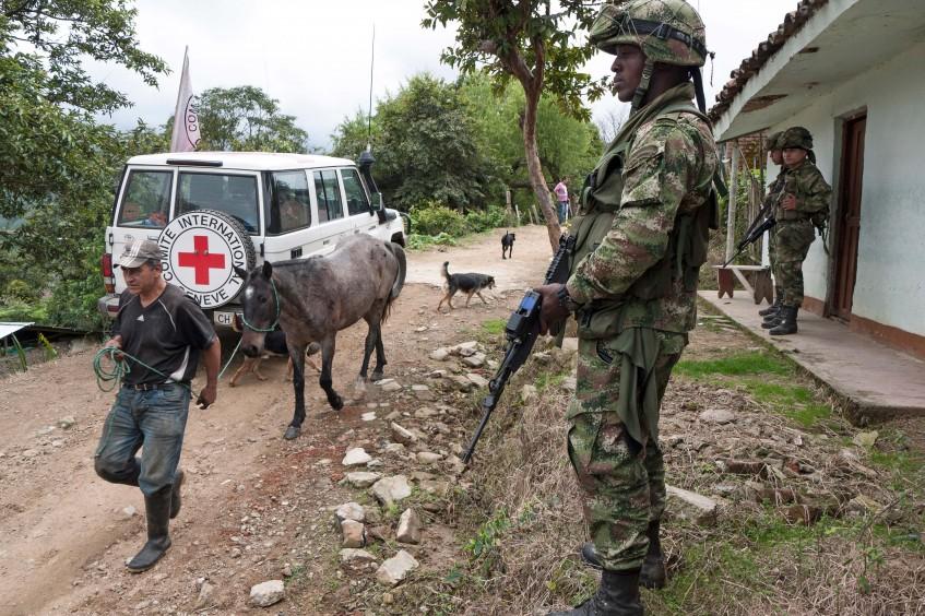 Cinq conflits armés – que se passe-t-il actuellement en Colombie ?