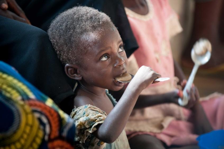 Malnutrition en RDC : du porridge pour sauver les enfants