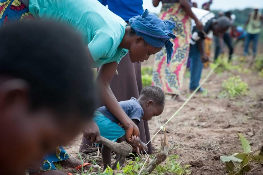República Democrática del Congo: nutrición y supervivencia en Kasai