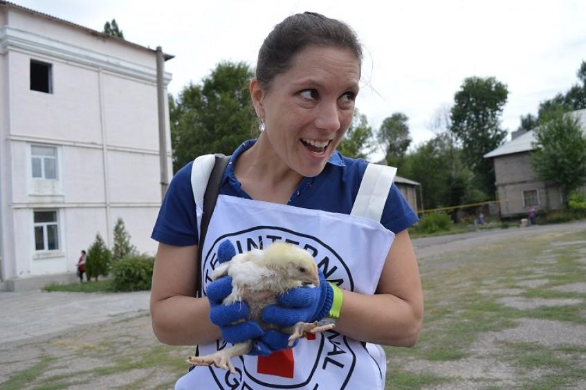 加入红十字国际委员会,我选择的不仅是一份工作,更是我的人生