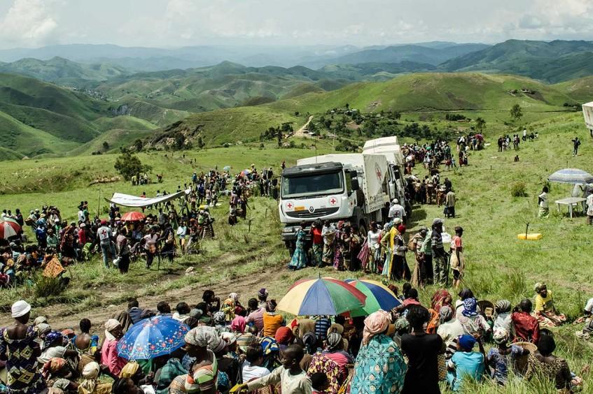 Nova onda de violência provoca um aumento nos deslocamentos na República Democrática do Congo