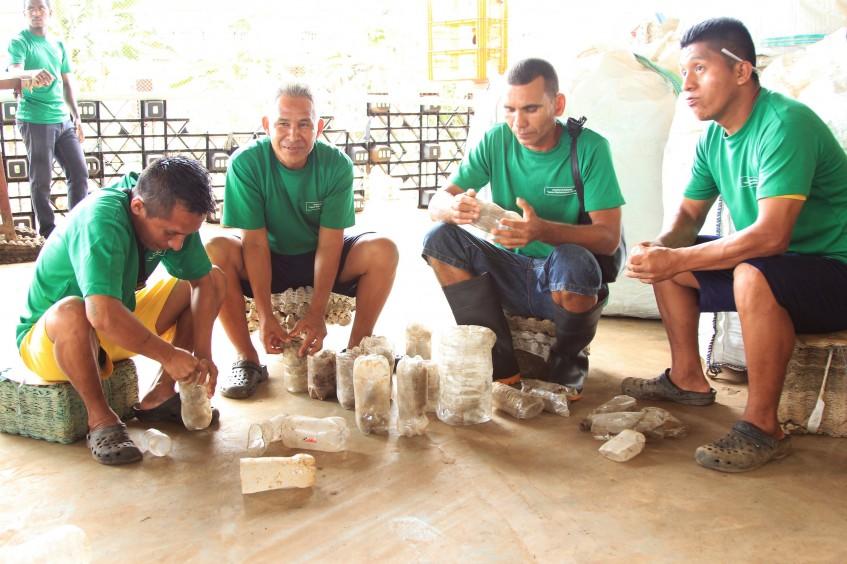 巴拿马:开发监狱垃圾的潜在价值
