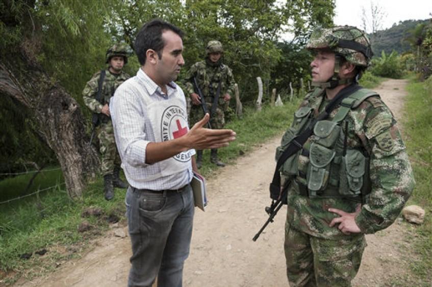 Uso de la fuerza en escenarios de conflicto armado y de violencia