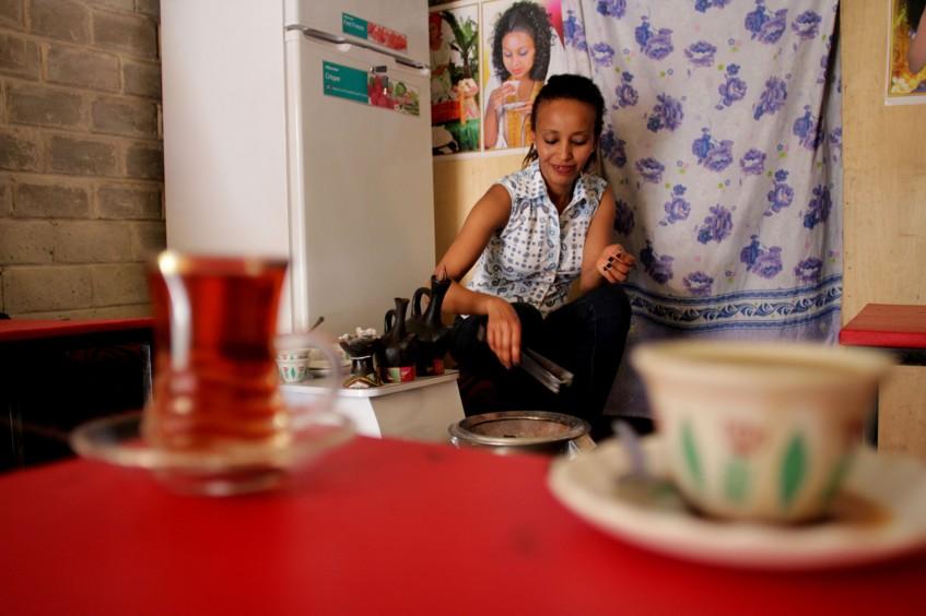 红十字国际委员会为自厄立特里亚被遣返的埃塞俄比亚民众提供帮助