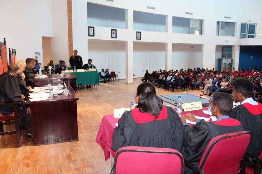 Moot court contributes to emergence of IHL community in Ethiopia