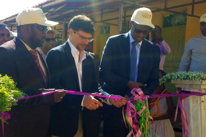 Ethiopia: New physical rehabilitation center goes operational in Jigjiga