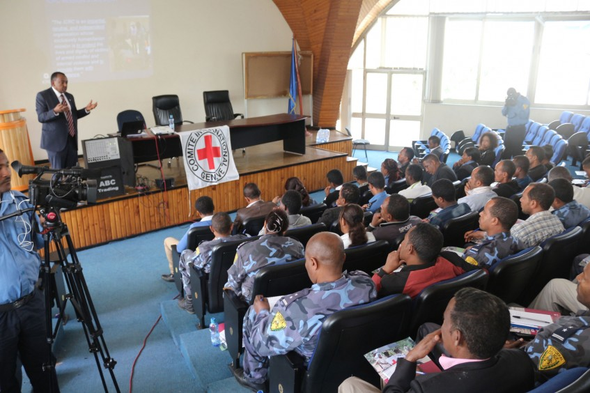 Ethiopia: Senior police officers enhance knowledge on humanitarian principles