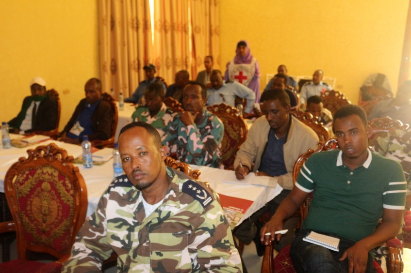 Ethiopia: ICRC holds discussion with Somali Region Security