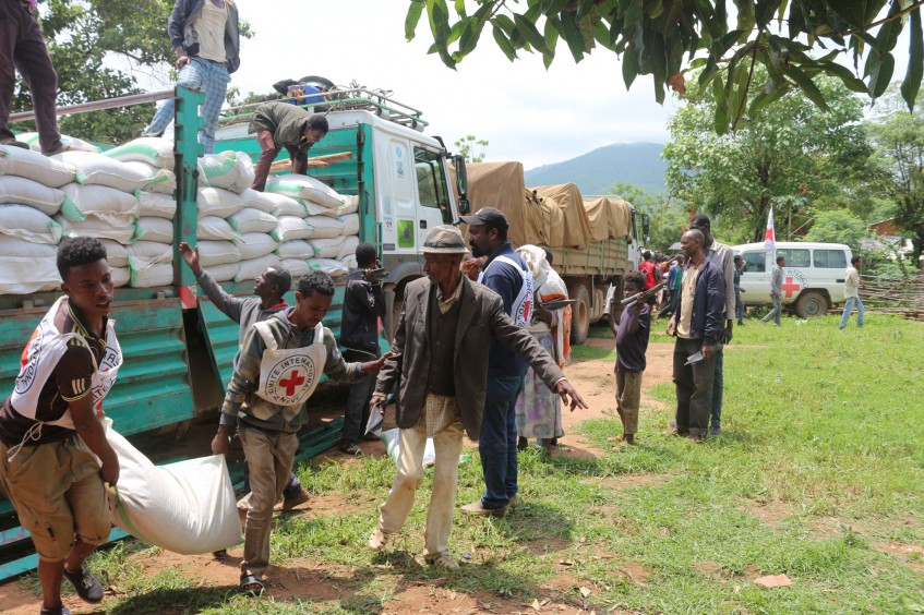 Ethiopia: Responding to the needs of people affected by ethnic violence in 2019