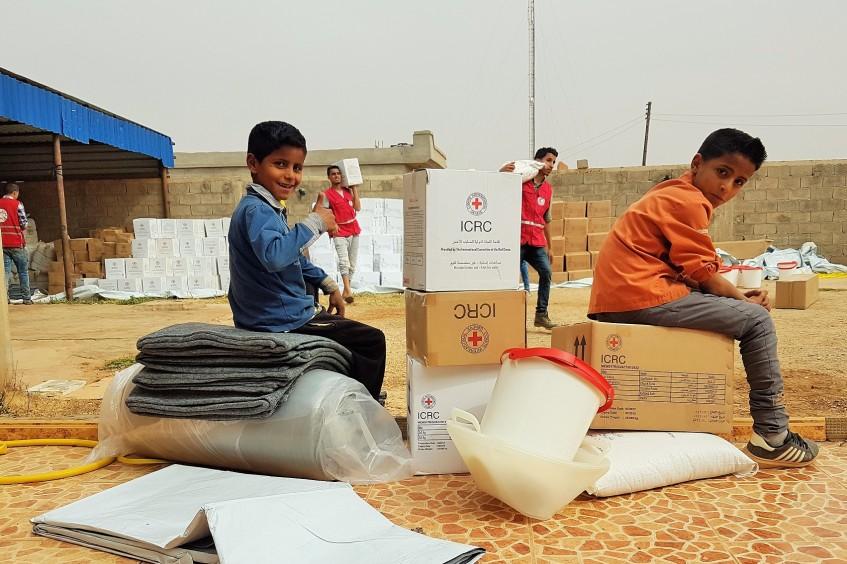 Libyen: Zahlen und Fakten, Januar – Dezember 2018