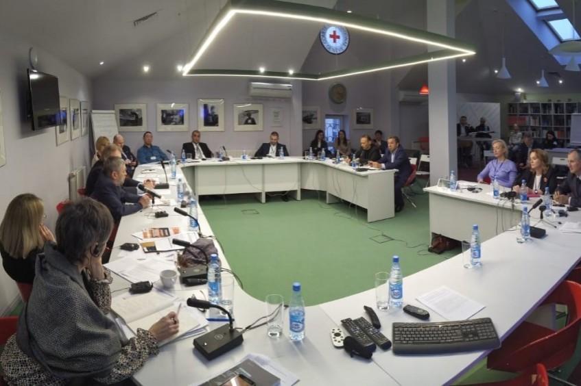 МККК собирал в Москве судмедэкспертов региона