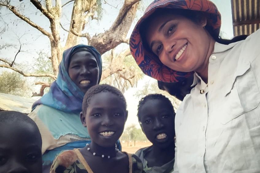 从曼谷到马班:我在南苏丹的6个月
